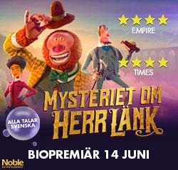 Mysteriet om Herr Länk