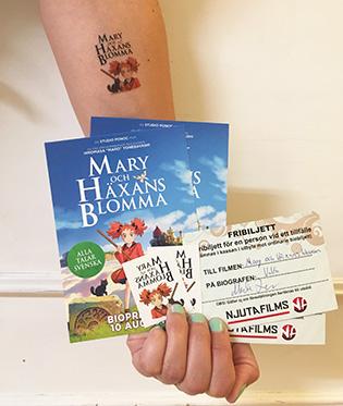 Mary och Häxans Blomma